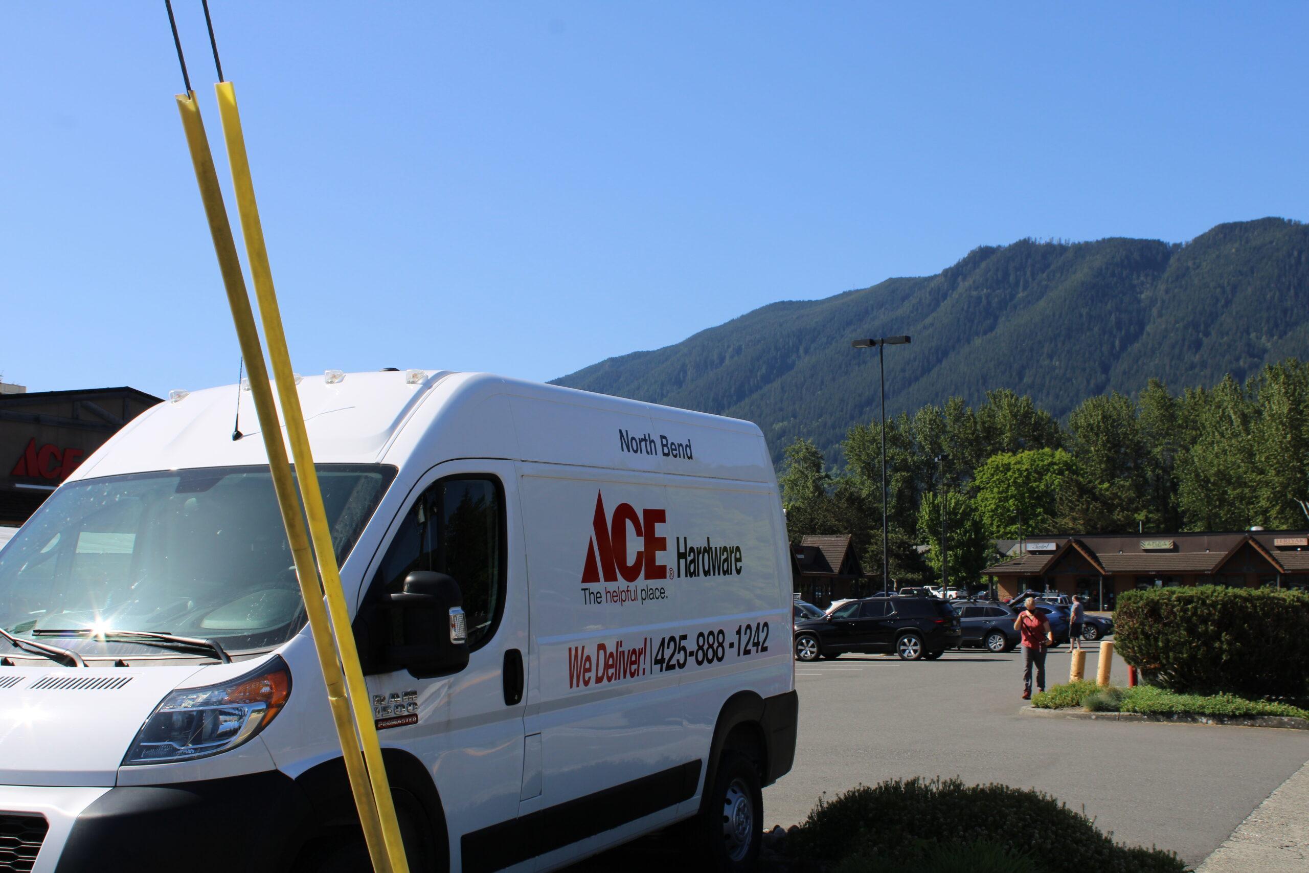 Ace Hardware Truck